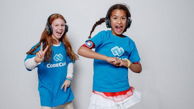 Code Camp - DJ Camp