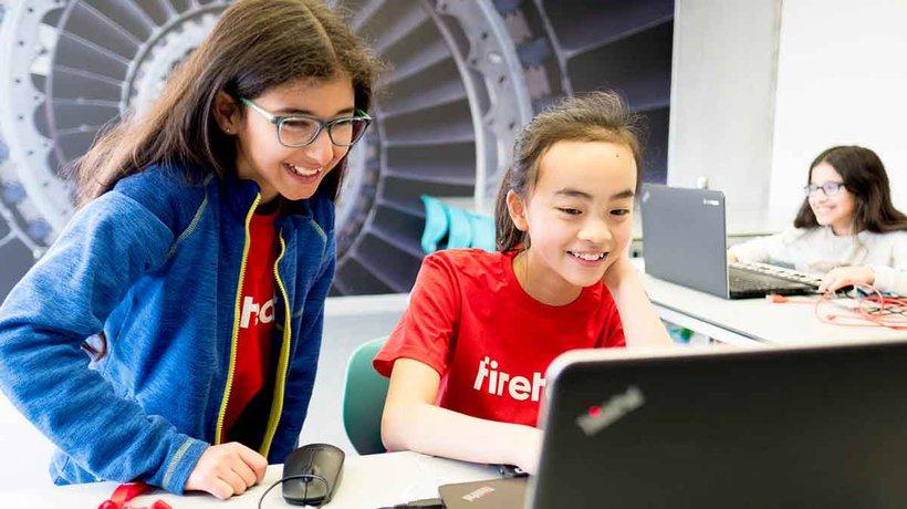 Firetech - Junior Robotics and Drones Workshop